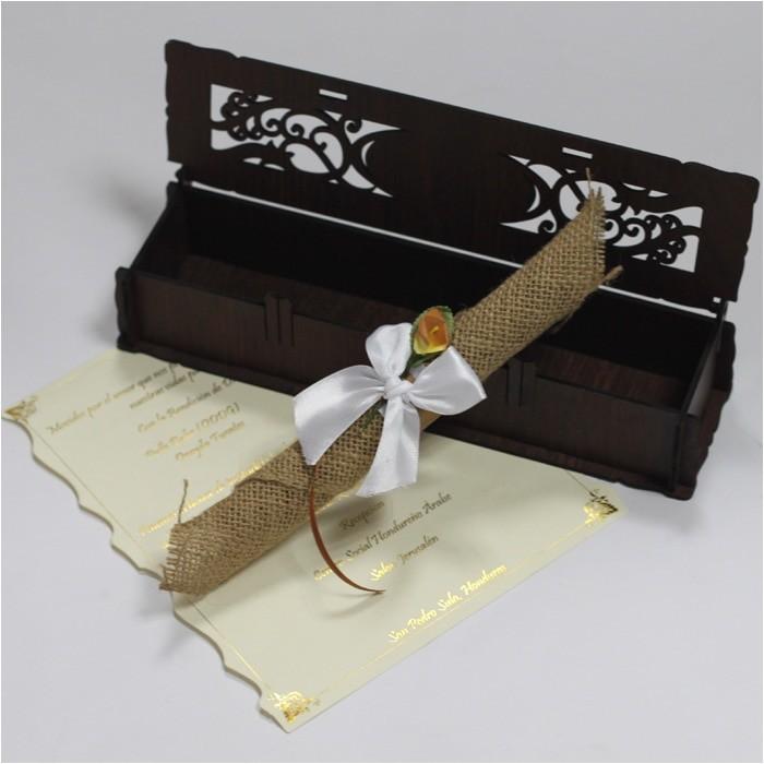 wholesale scroll wedding invitations