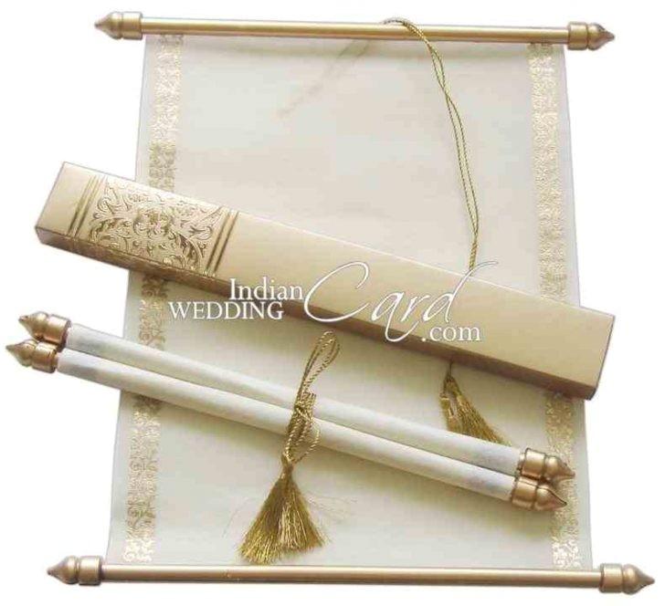 wholesale scroll wedding invitations party gold white rhaliexpresscom muslim cards s invitation rhmuslimcardscom muslim wholesale scroll jpg