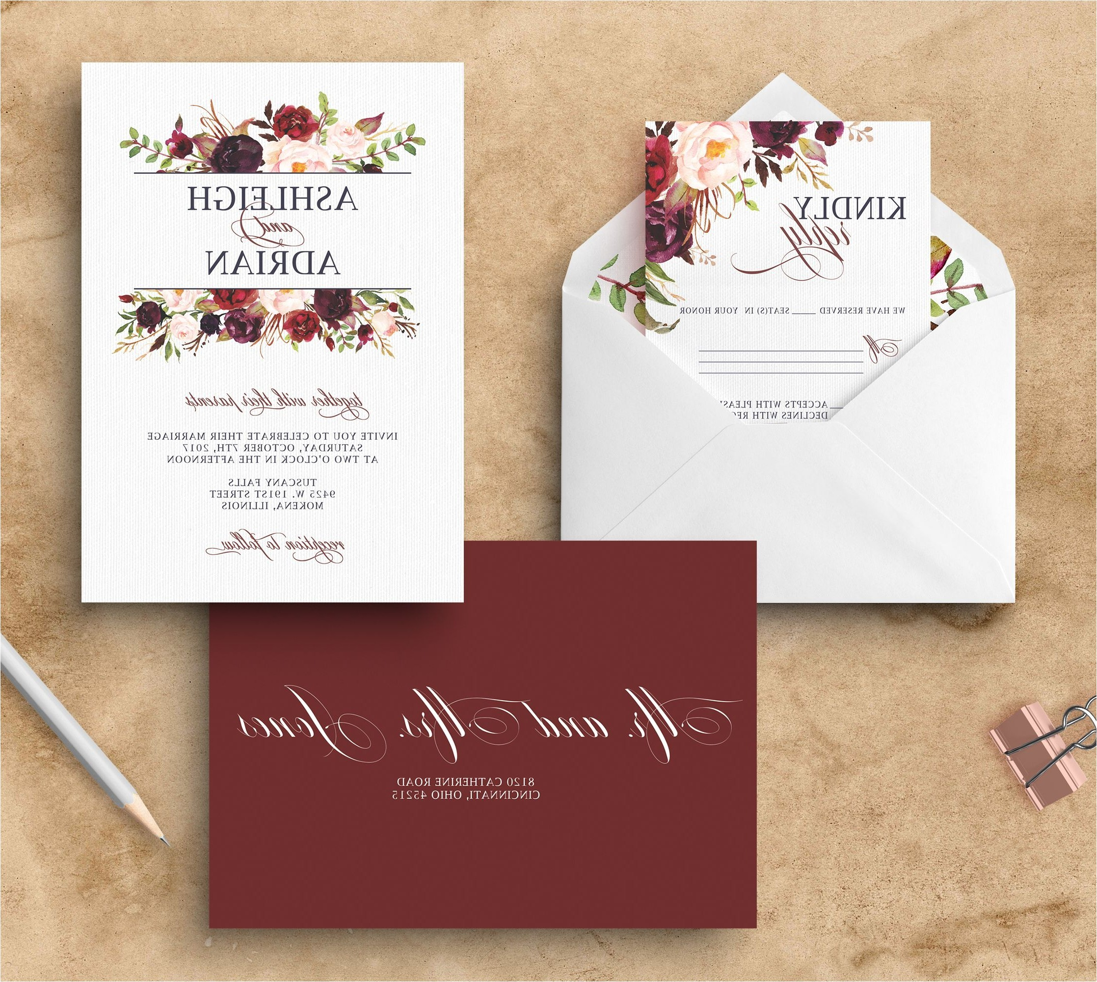 wholesale wedding invitation