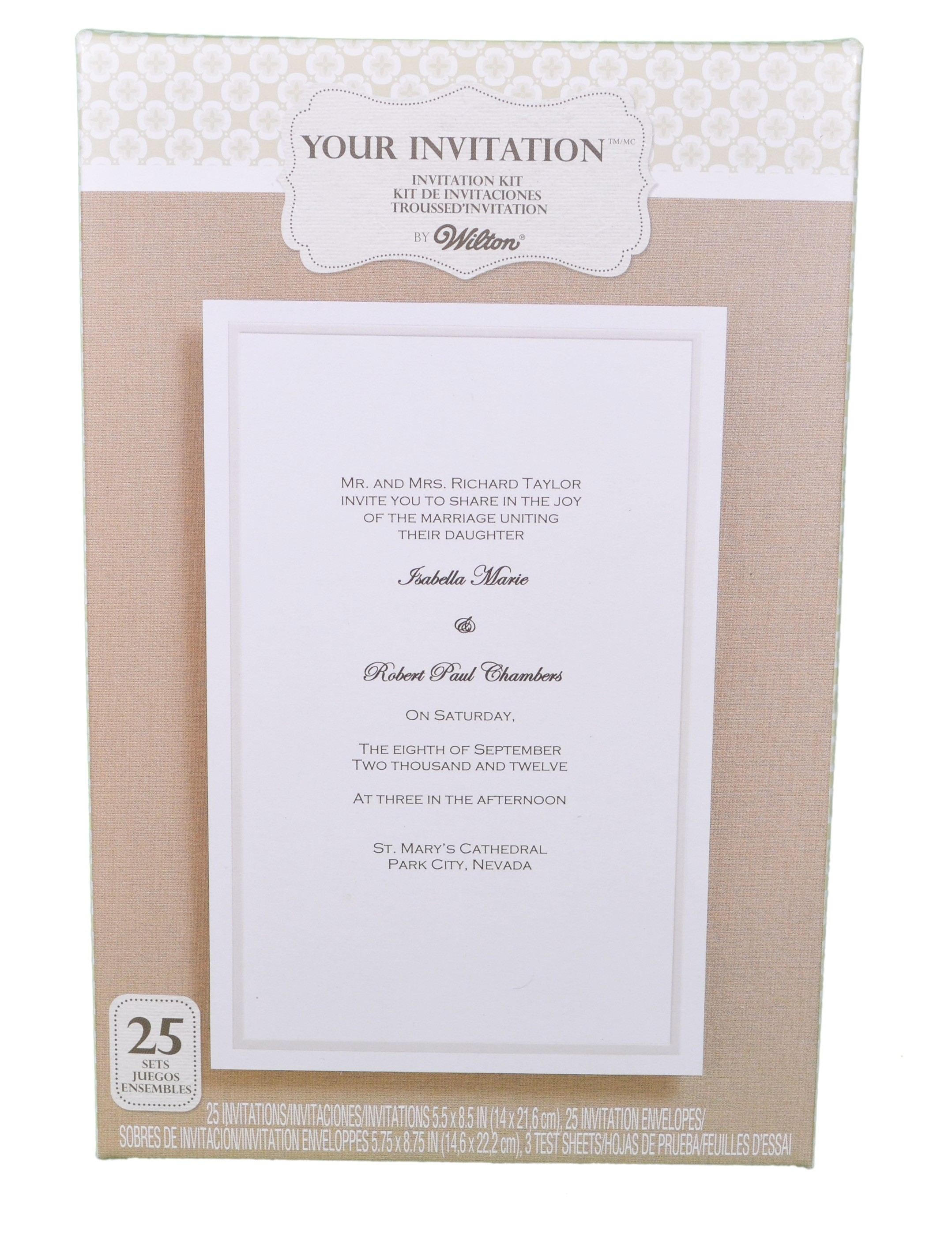best occasions wilton invitations templates