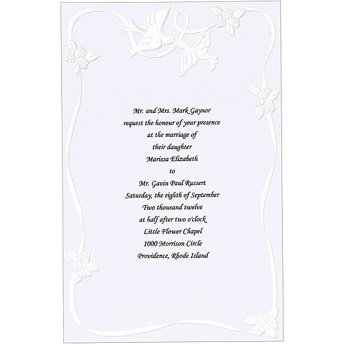 wilton invitations templates