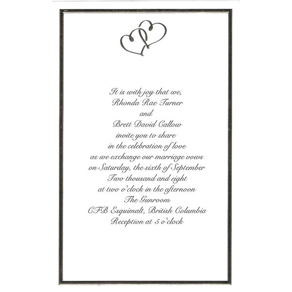 Wilton Wedding Invitation Templates Wilton Wedding Invitations Template Best Template Collection