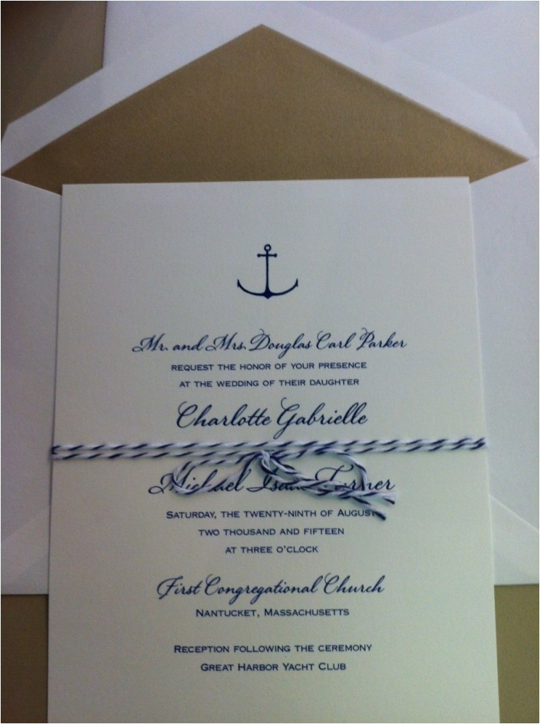 selecting the perfect wedding invitations