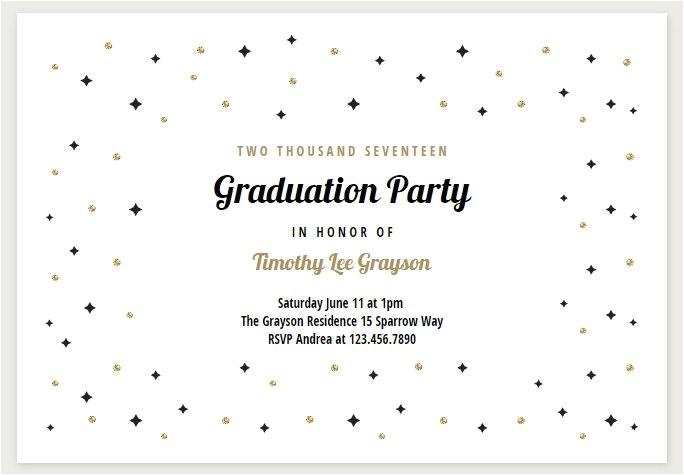 free graduation invitations 1357621