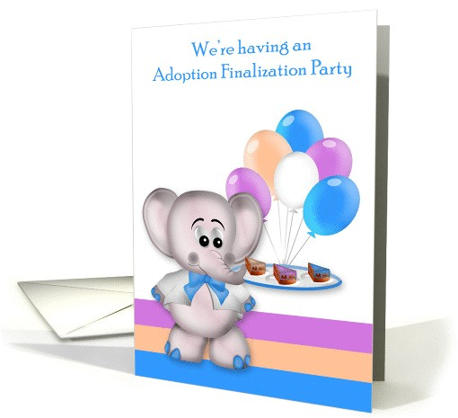 invitations adoption finalization party general 1426748