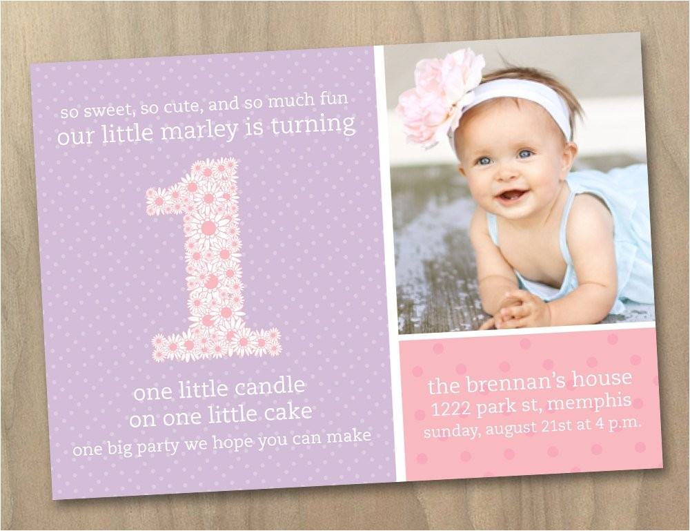 quotes for baby girl first birthday