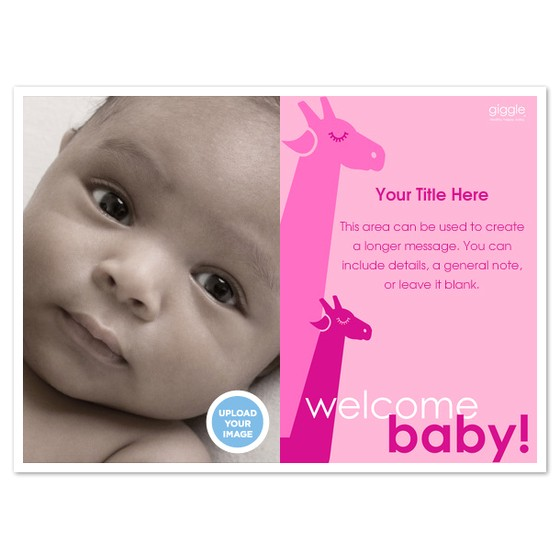 Baby Welcome Party Invitation Templates Welcome Baby Invitations Cards On Pingg Com