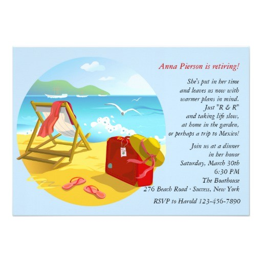 retirement party invitations pagenum rs 12