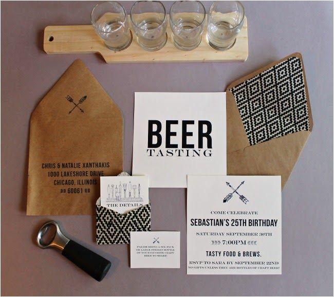 vintage oktoberfest invitations