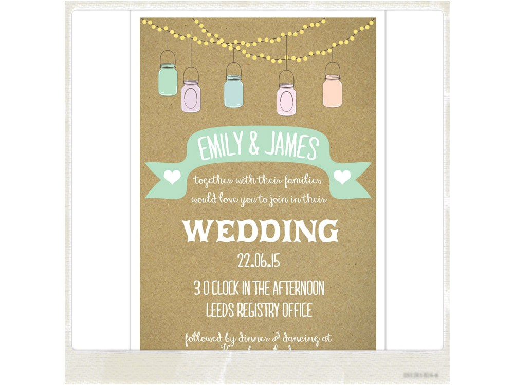 places to order wedding invitations