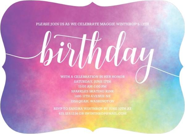 teens birthday party planning ideas