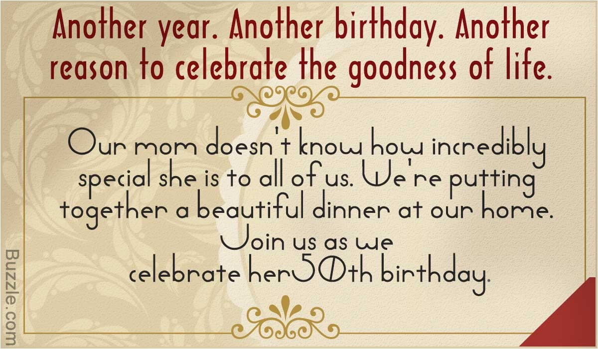 birthday invitation quotes for friends