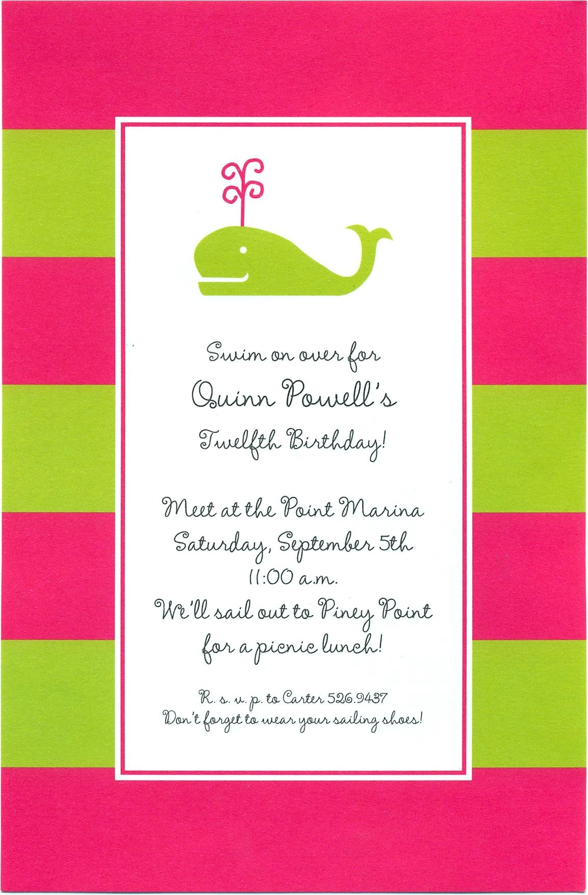 appetizer party invitation wording
