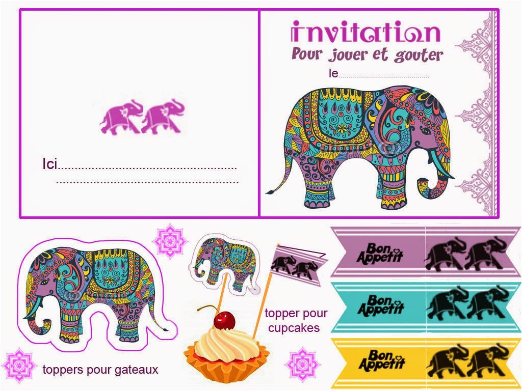 bollywood free printables