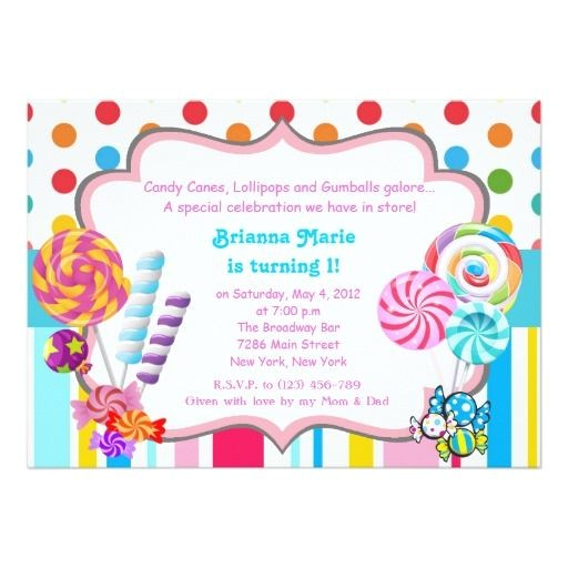 candy quinceanera theme