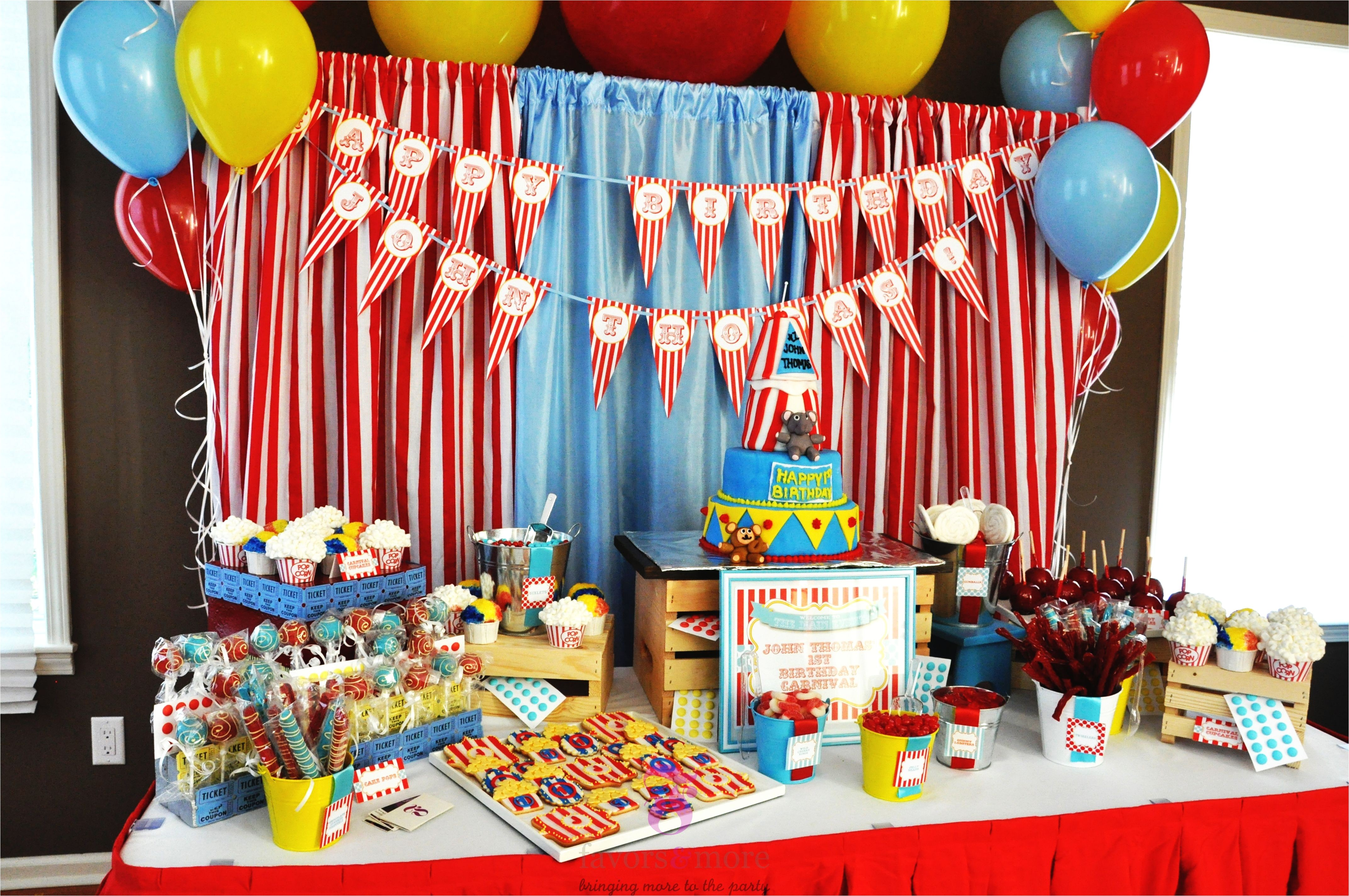 carnival party supplies carnival theme party party city 5