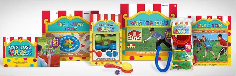 birthday pinatas carnival games