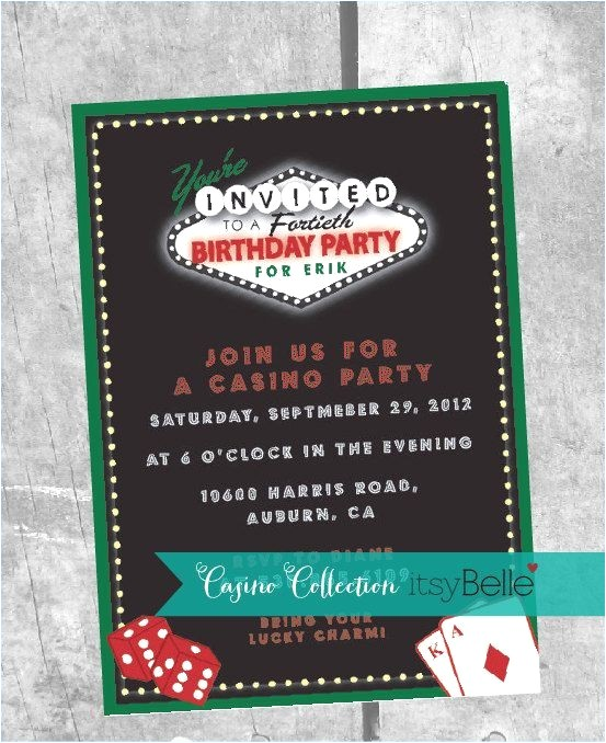 casino birthday invitations paperstyle printable casino night party of christmas invitation template spectacular casino night holiday party invitations