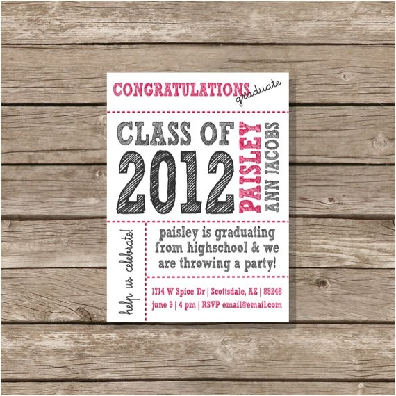 printable cheap graduation party invitations roundup