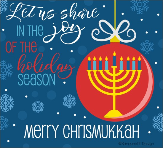 share the joy chrismukkah