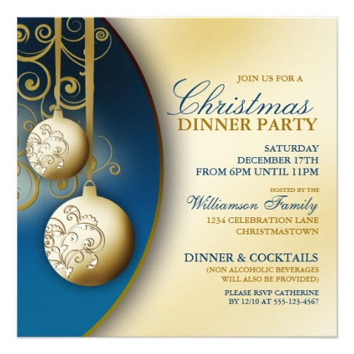 top 50 christmas dinner party