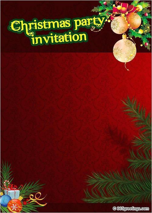 top christmas invitations for this christmas