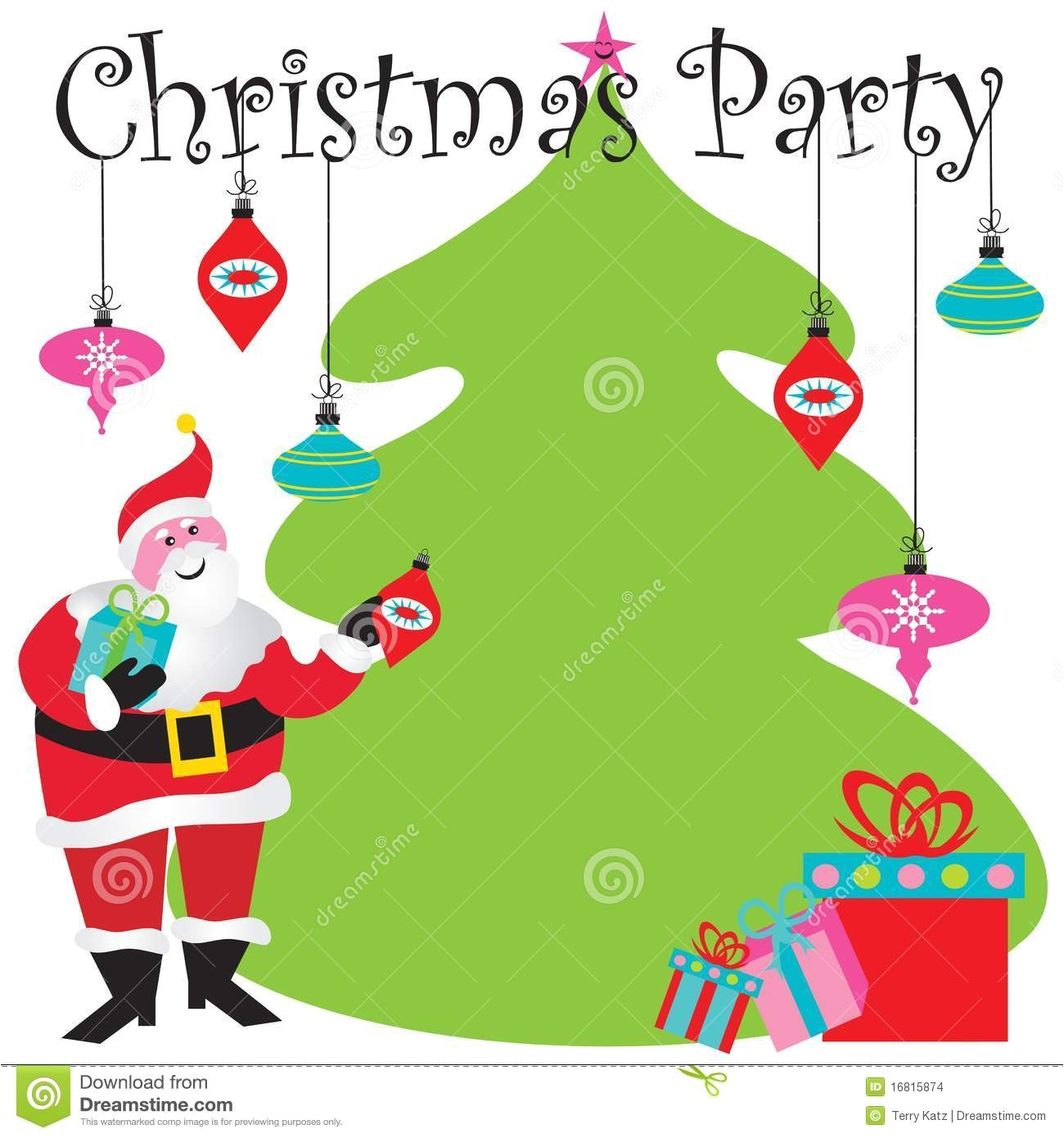 invitation for christmas party