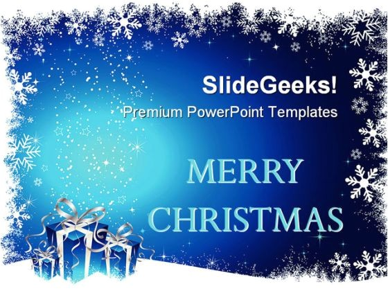 holiday powerpoint templates free download christmas gifts holidays powerpoint template 1010 ideas