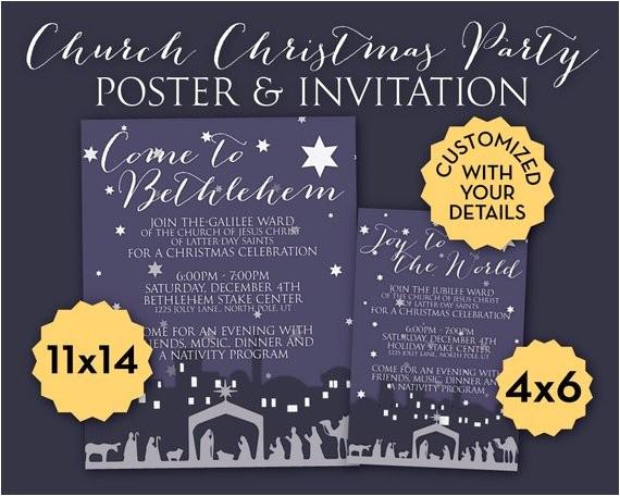 lds church christmas nativity holiday