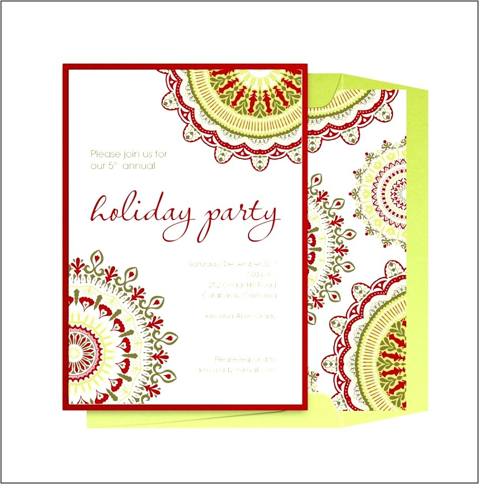 company party invitation template kjgpf