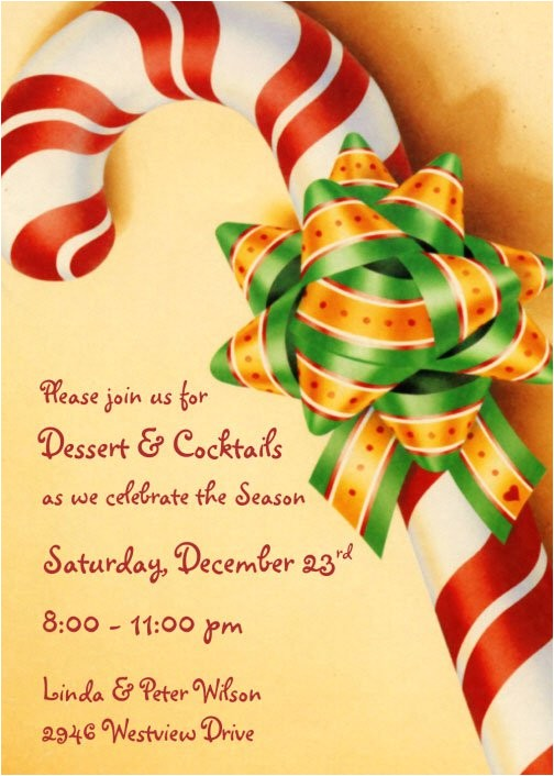 company christmas party invitation ideas