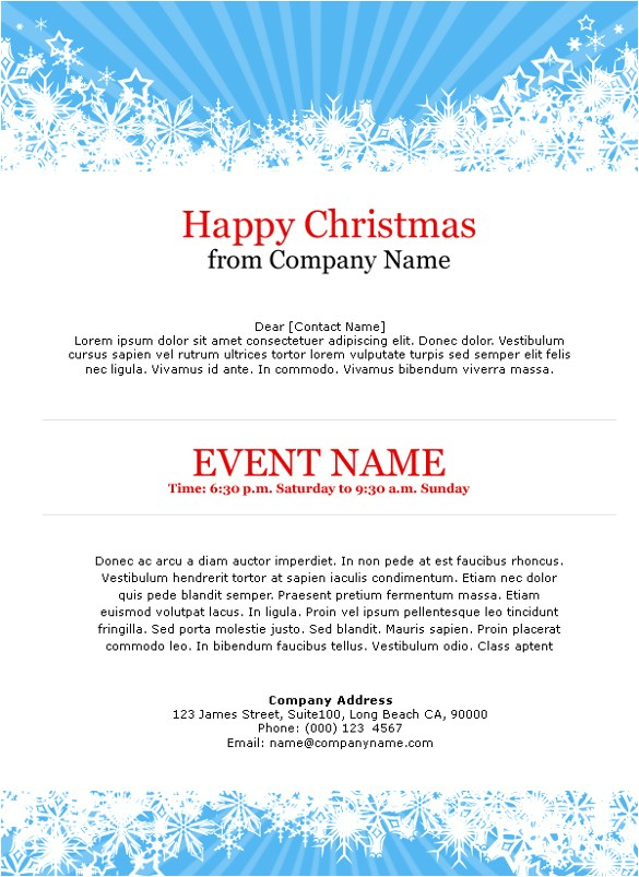 email christmas invitations