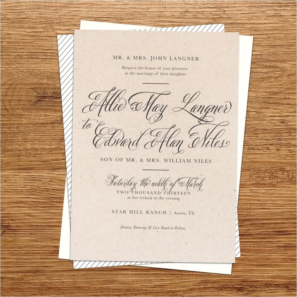 costco photo wedding invitations