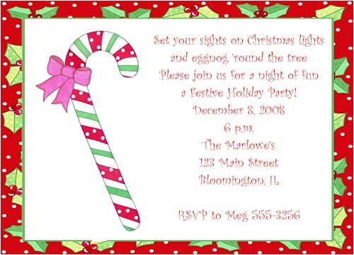 christmas party invitation quotes