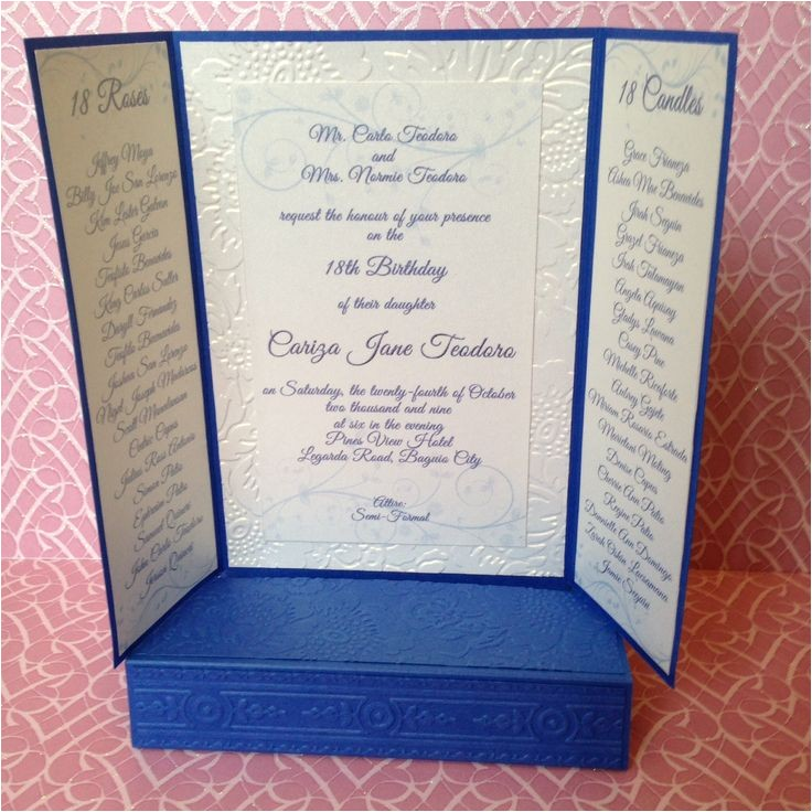invitation for debut birthday quotes