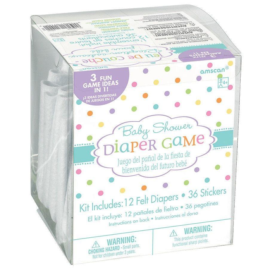 baby shower diaper game kit each