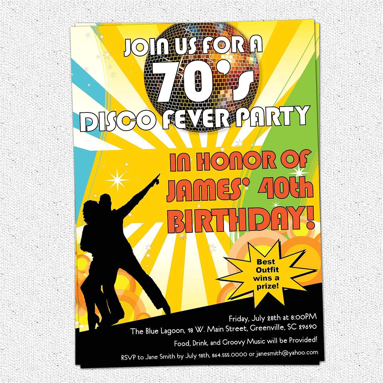 printable disco ball 70s seventies