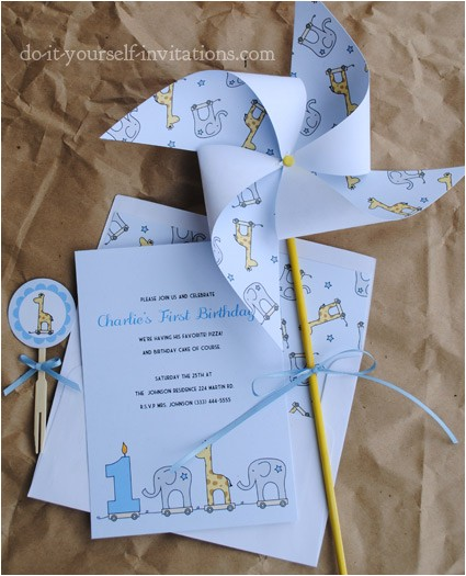 invitation template how to