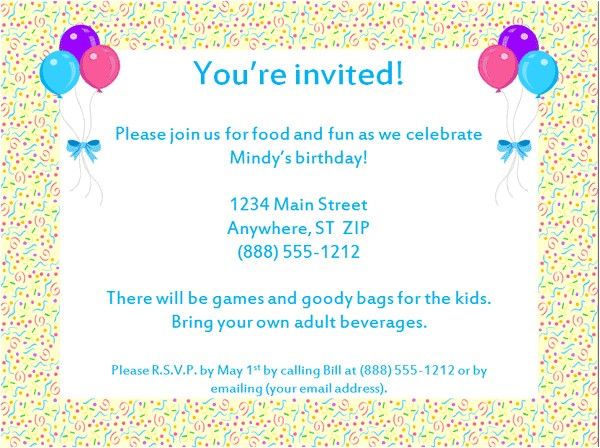 Email Party Invitations with Music Party Invitations Very Best Email Party Invitations