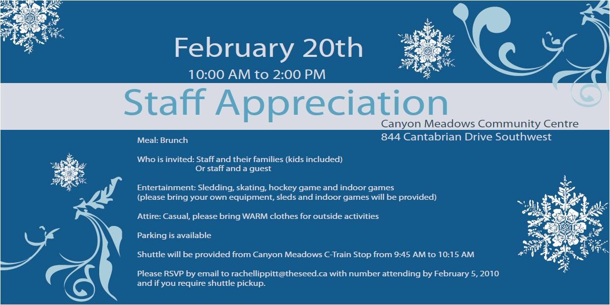 staff appreciation invite 150894580