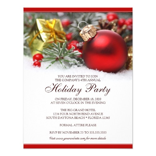 top 50 work christmas party invitations