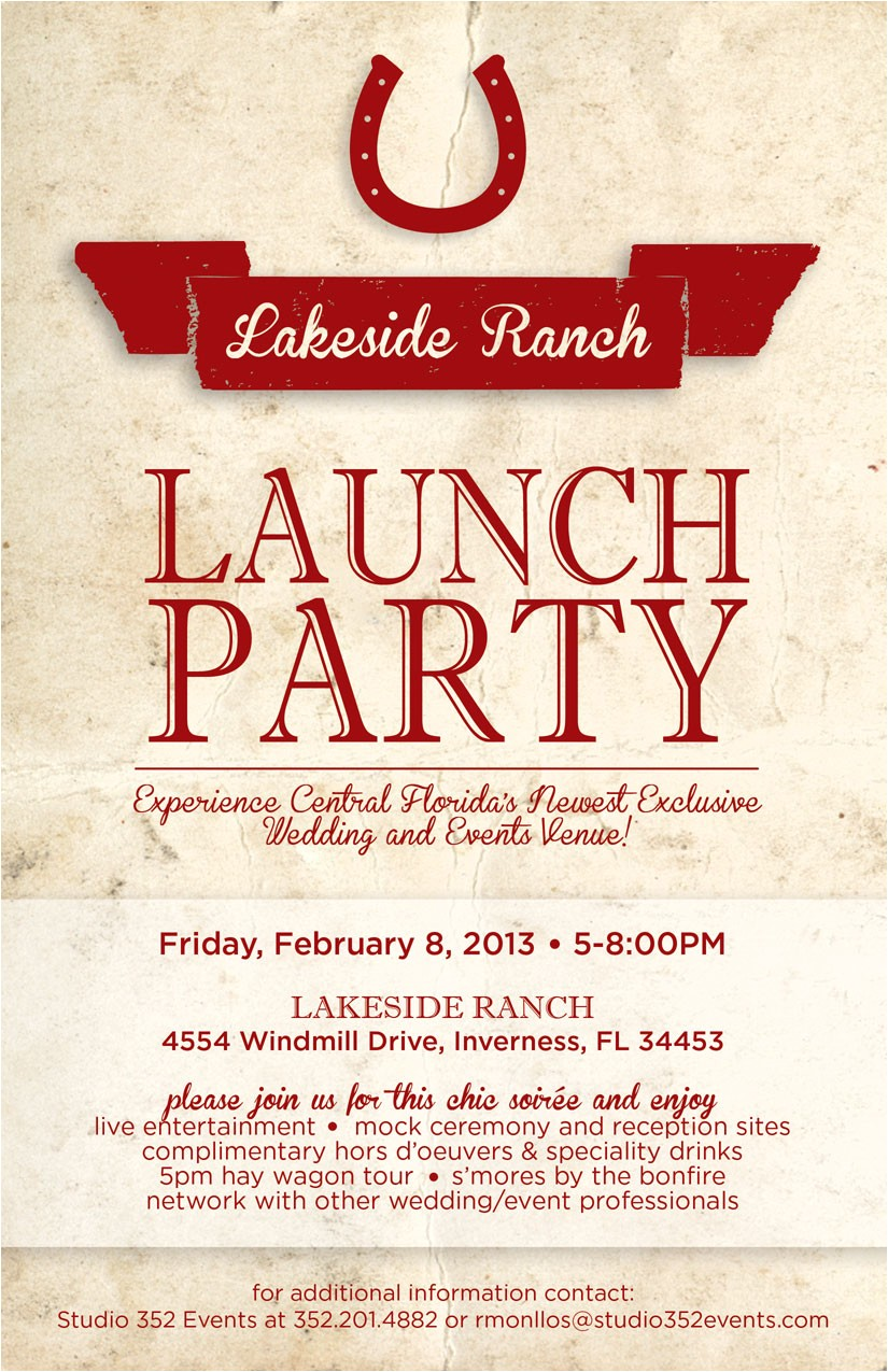 launch party invitation using an excellent design idea aimed to prettify your party invitation templates 3