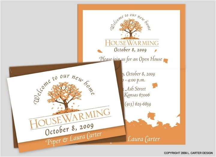 house warming party invitaitons