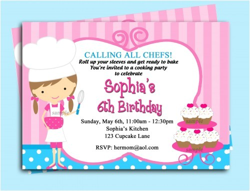 baking party invitations 1d5aca