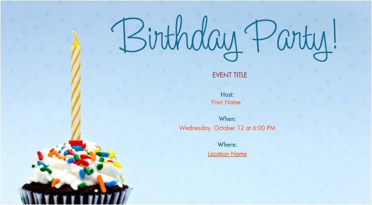 best design online birthday invitations