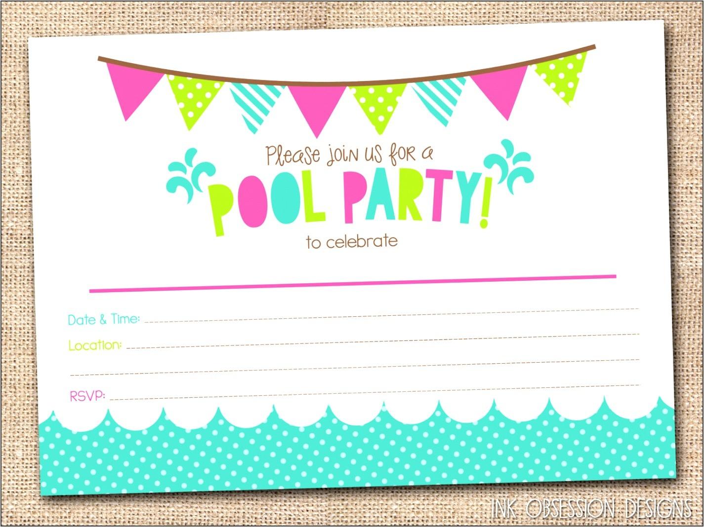 birthday party invitation maker h31yy