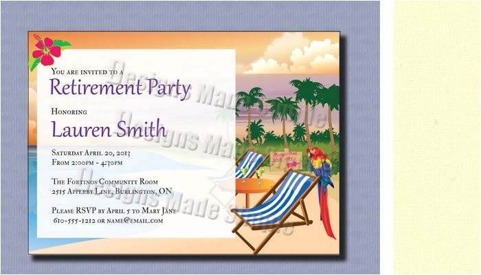 retirement party flyer templates free