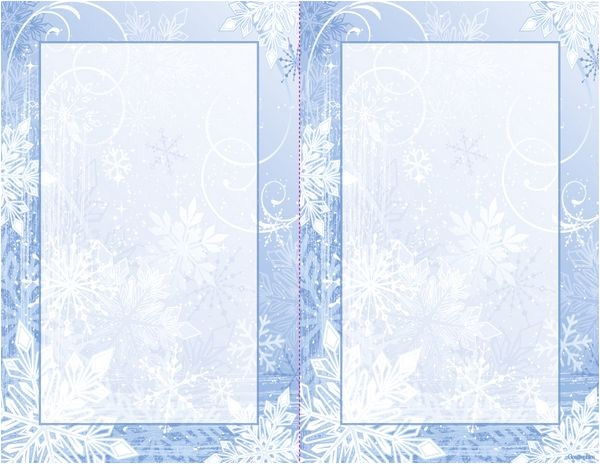 post winter wonderland invitations printable free 402143