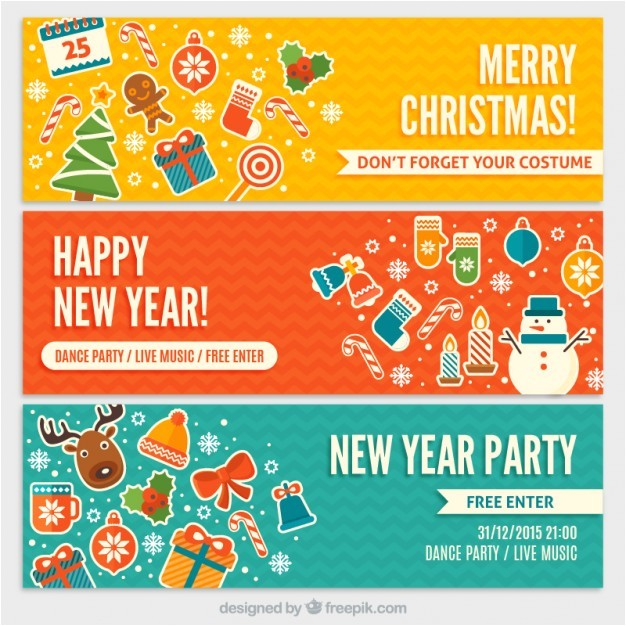 funny new year party invitations 824561