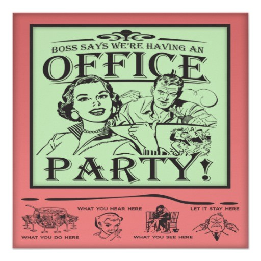 funny office invitations